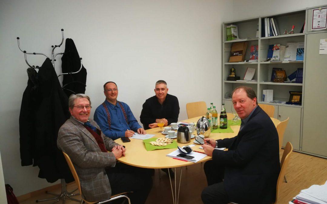 Studijsko putovanje – Die Technische Universität München
